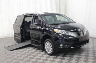 Commercial Wheelchair Vans for Sale - 2017 Toyota Sienna XLE ADA Compliant Vehicle VIN: 5TDYZ3DC5HS870821