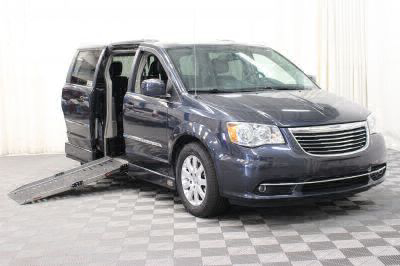 Used Wheelchair Van for Sale - 2014 Chrysler Town & Country Touring Wheelchair Accessible Van VIN: 2C4RC1BGXER437998