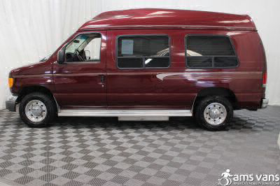 2005 Ford E-Series Chassis Wheelchair Van For Sale -- Thumb #18