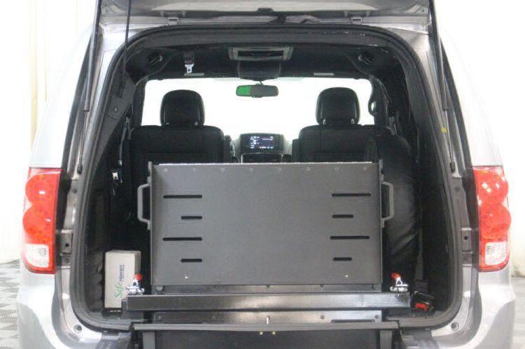2017 Dodge Grand Caravan GT Wheelchair Van For Sale #32