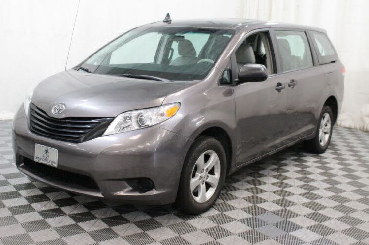 2014 Toyota Sienna L Wheelchair Van For Sale #15
