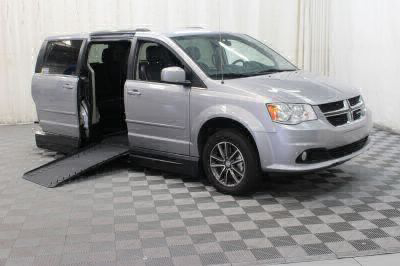 Handicap Van for Sale - 2017 Dodge Grand Caravan SXT Wheelchair Accessible Van VIN: 2C4RDGCG2HR735626