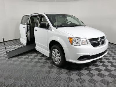 Handicap Van for Sale - 2019 Dodge Grand Caravan SE GOV-SE Wheelchair Accessible Van VIN: 2C7WDGBG7KR784416