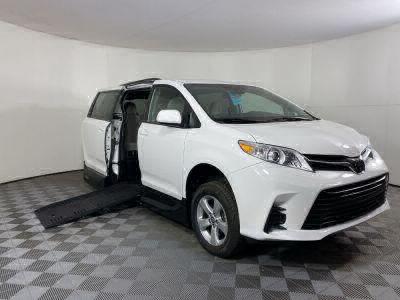 New Wheelchair Van for Sale - 2020 Toyota Sienna LE Standard Wheelchair Accessible Van VIN: 5TDKZ3DC0LS045428