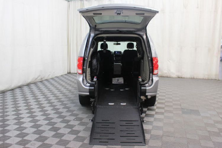 2017 Dodge Grand Caravan SXT Wheelchair Van For Sale #9