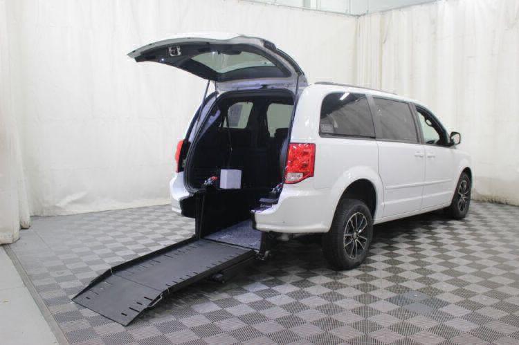 2017 Dodge Grand Caravan GT Wheelchair Van For Sale #1