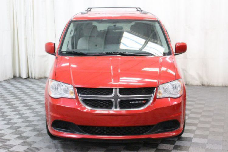 2014 Dodge Grand Caravan SXT Wheelchair Van For Sale #19