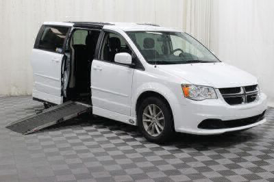 Used Wheelchair Van for Sale - 2015 Dodge Grand Caravan SXT Wheelchair Accessible Van VIN: 2C4RDGCG1FR540209
