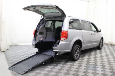 Commercial Wheelchair Vans for Sale - 2017 Dodge Grand Caravan SXT ADA Compliant Vehicle VIN: 2C4RDGCG0HR780807