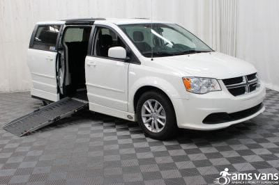 Used Wheelchair Van for Sale - 2013 Dodge Grand Caravan SXT Wheelchair Accessible Van VIN: 2C4RDGCG4DR786913