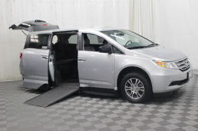 2013 Honda Odyssey Wheelchair Van For Sale