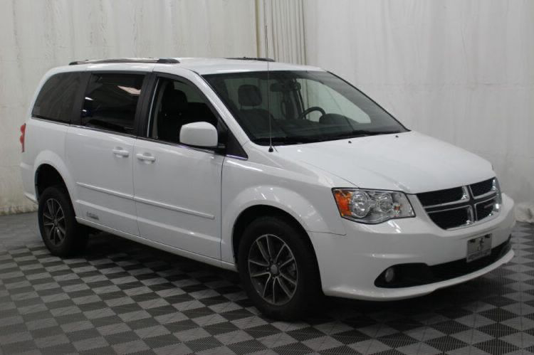 2017 Dodge Grand Caravan SXT Wheelchair Van For Sale #30