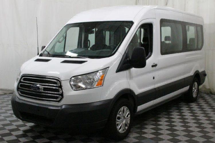 2018 Ford Transit Passenger 350 XLT Wheelchair Van For Sale #19