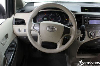 2013 Toyota Sienna Wheelchair Van For Sale -- Thumb #18