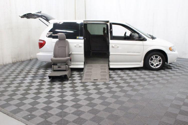 2002 Dodge Grand Caravan Sport Wheelchair Van For Sale #16