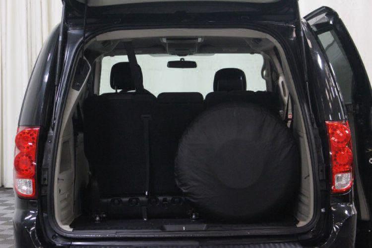 2015 Dodge Grand Caravan SXT Wheelchair Van For Sale #6