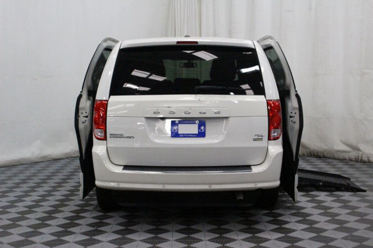 2012 Dodge Grand Caravan R/T Wheelchair Van For Sale #4