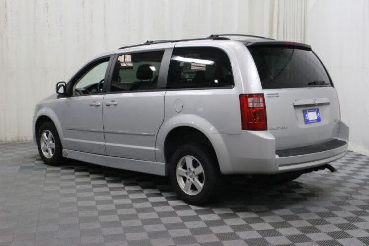 2010 Dodge Grand Caravan SXT Wheelchair Van For Sale #16