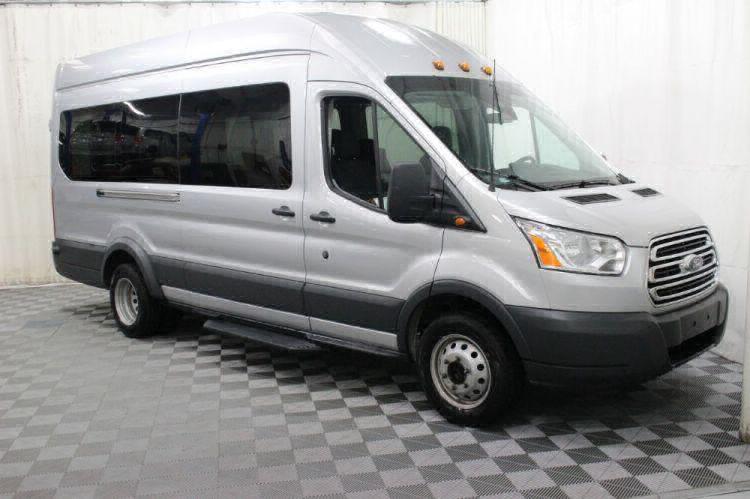 2018 Ford Transit Wagon 350 XLT-HD 15 Wheelchair Van For Sale #11