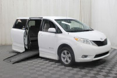 Used Wheelchair Van for Sale - 2011 Toyota Sienna LE Wheelchair Accessible Van VIN: 5TDKK3DC8BS159390