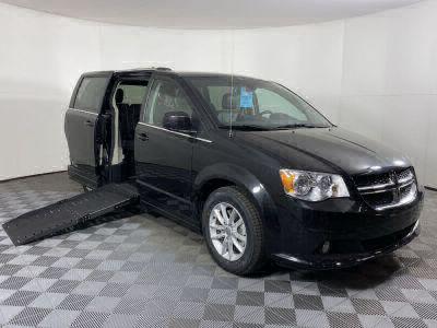 New Wheelchair Van for Sale - 2019 Dodge Grand Caravan SXT Wheelchair Accessible Van VIN: 2C4RDGCG8KR771618
