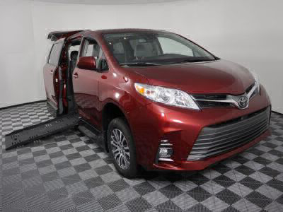 New Wheelchair Van for Sale - 2019 Toyota Sienna XLE Wheelchair Accessible Van VIN: 5TDYZ3DC2KS011970