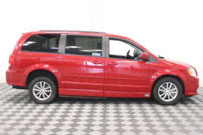 2016 Dodge Grand Caravan Wheelchair Van For Sale -- Thumb #5
