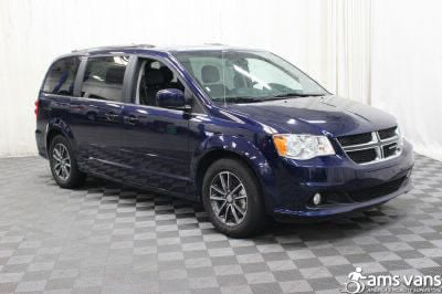 Commercial Wheelchair Vans for Sale - 2017 Dodge Grand Caravan SXT ADA Compliant Vehicle VIN: 2C4RDGCG6HR664527