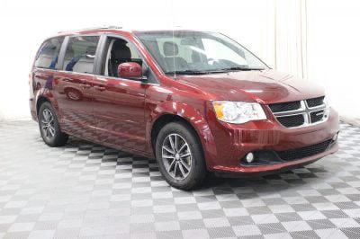 New Wheelchair Van for Sale - 2017 Dodge Grand Caravan SXT Wheelchair Accessible Van VIN: 2C4RDGCGXHR749855