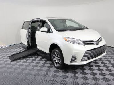 New Wheelchair Van for Sale - 2020 Toyota Sienna XLE SC Wheelchair Accessible Van VIN: 5TDYZ3DC8LS033571