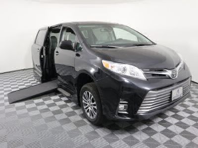 New Wheelchair Van for Sale - 2020 Toyota Sienna XLE Wheelchair Accessible Van VIN: 5TDYZ3DC0LS026419