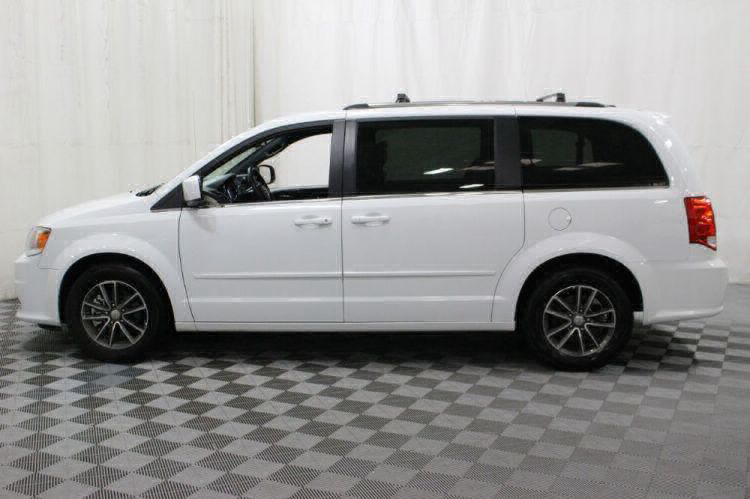 2017 Dodge Grand Caravan SXT Wheelchair Van For Sale #7