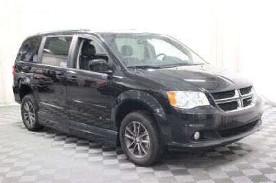 New Wheelchair Van for Sale - 2017 Dodge Grand Caravan SXT Wheelchair Accessible Van VIN: 2C4RDGCG4HR755487
