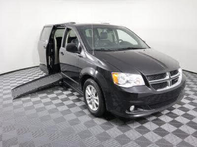 New Wheelchair Van for Sale - 2018 Dodge Grand Caravan SXT Wheelchair Accessible Van VIN: 2C4RDGCG2JR326662