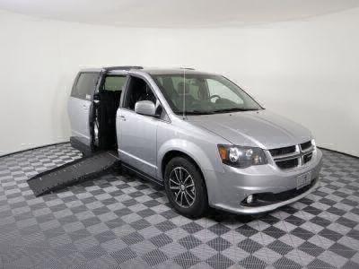 New Wheelchair Van for Sale - 2018 Dodge Grand Caravan GT Wheelchair Accessible Van VIN: 2C4RDGEGXJR344288