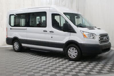 Commercial Wheelchair Vans for Sale - 2017 Ford Transit Wagon 350 XLT 15 ADA Compliant Vehicle VIN: 1FBAX2CM9HKB13783
