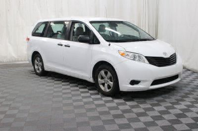 Commercial Wheelchair Vans for Sale - 2014 Toyota Sienna L ADA Compliant Vehicle VIN: 5TDZK3DC3ES478814