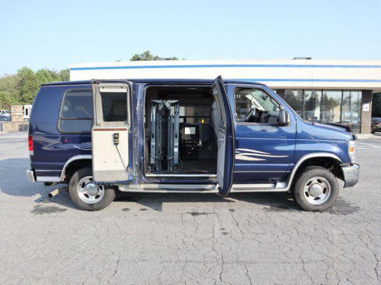 2012 Ford Econoline E150 E-150 Wheelchair Van For Sale #25