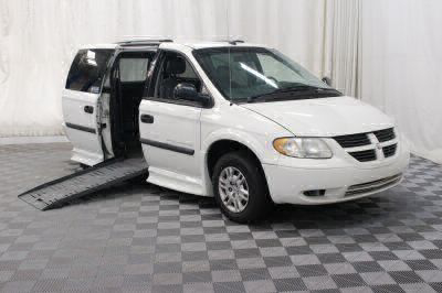 Used 2005 Dodge Grand Caravan SE Wheelchair Van
