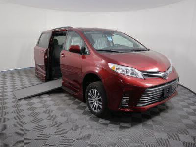 New Wheelchair Van for Sale - 2020 Toyota Sienna XLE Wheelchair Accessible Van VIN: 5TDYZ3DC3LS028441