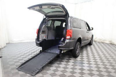 Commercial Wheelchair Vans for Sale - 2017 Dodge Grand Caravan SXT ADA Compliant Vehicle VIN: 2C4RDGCG0HR760752