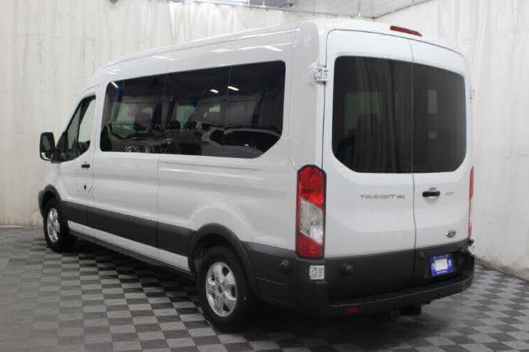 2017 Ford Transit Passenger 350 XLT Wheelchair Van For Sale #8