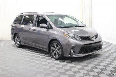 Commercial Wheelchair Vans for Sale - 2018 Toyota Sienna SE ADA Compliant Vehicle VIN: 5TDXZ3DC2JS965354