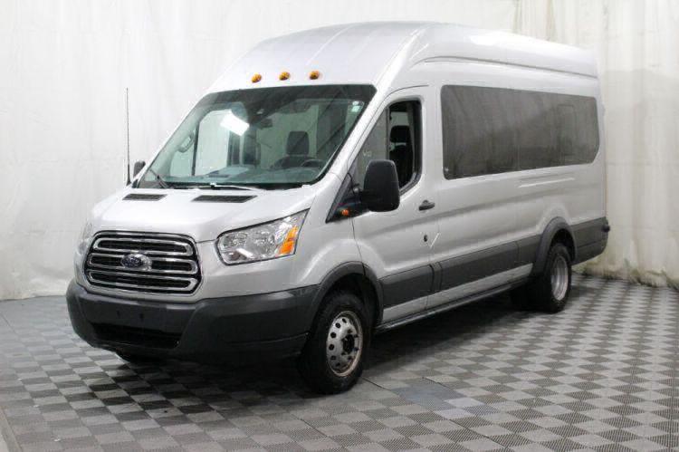 2018 Ford Transit Wagon 350 XLT-HD 15 Wheelchair Van For Sale #17