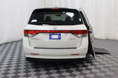 2014 Honda Odyssey Wheelchair Van For Sale -- Thumb #4