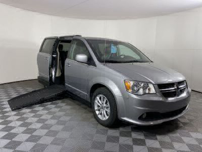 Handicap Van for Sale - 2019 Dodge Grand Caravan SXT Wheelchair Accessible Van VIN: 2C4RDGCGXKR736773