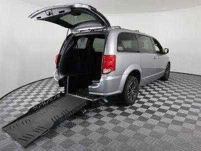 Used Wheelchair Van for Sale - 2018 Dodge Grand Caravan GT Wheelchair Accessible Van VIN: 2C4RDGEG5JR220025