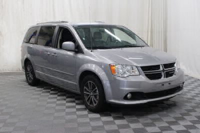Commercial Wheelchair Vans for Sale - 2017 Dodge Grand Caravan SXT ADA Compliant Vehicle VIN: 2C4RDGCGXHR604377