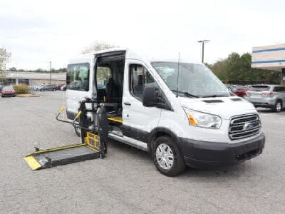 2019 Ford Transit Passenger Wheelchair Van For Sale