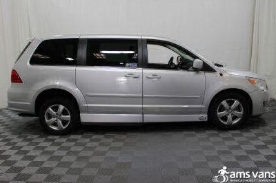 2010 Volkswagen Routan Wheelchair Van For Sale -- Thumb #12